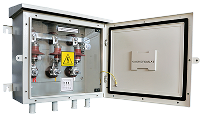 electrical link box